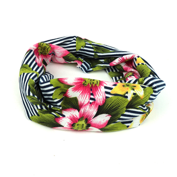 Assorted Tropical Ladies Summer/Spring  Headband - EWB1003