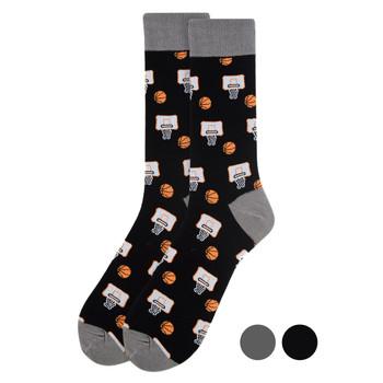 Men's Basketball Novelty Socks - NVS1914