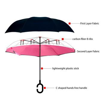 Double Layer Inverted Umbrella - UM18055