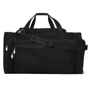 Black Travel Duffle Bag- DFB1800-BK