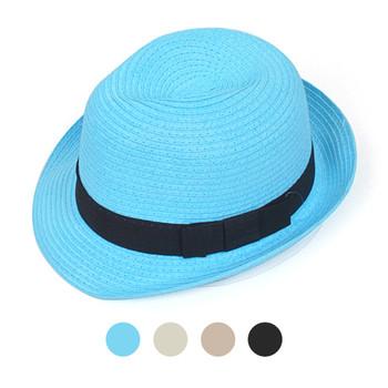 Women's Fedora Hat Solid 6pc H05801