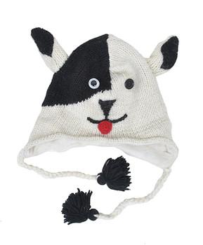 Wool Animal Hats Puppy - AHW1200