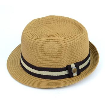 "6pc Women's 2"" Brim Fedora Hat H0543"
