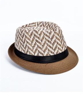 60976021552 6pc Men s Fedora Hats - H306175 6pc Men s Fedora Hats - H306175