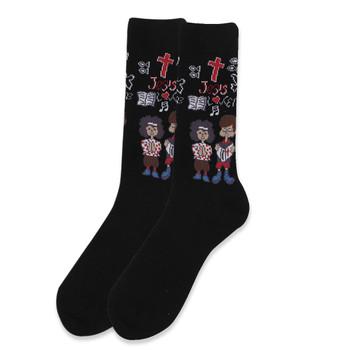 Men's Jesus Novelty Socks NS1307