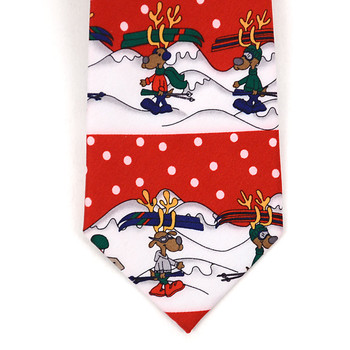 Boy's Christmas Tie BN4602-RD
