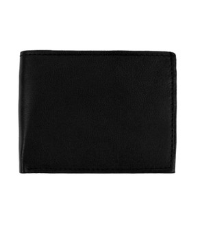 Genuine Leather Bi-Fold Wallet MGLW786