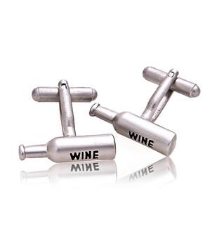 Wine Novelty Cufflinks NCL3420