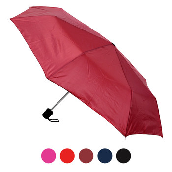 Telescopic Canopy Hand Open Umbrella UM3114