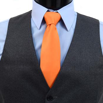 """Boy's 49"""" Poly Solid Tie BLS3301"""