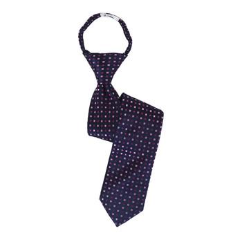 "Boys Zipper Tie 17"" PR5"