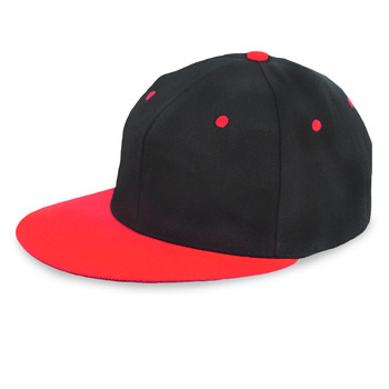 Two Tone Flat Bill Snapback Cap (FBFCAP2)