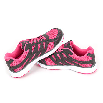 12Pack Pink Sport Shoes For Womens Sneakers SPLC015L-PK