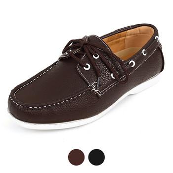12Pack Men's Sleek Boat Loafers BGL1003