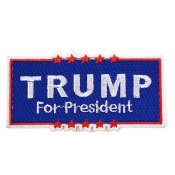 2016 Donald Trump for President Patch - PTrump