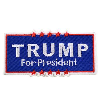 2016 Donald Trump for President Patch - PTrump