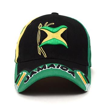 Jamaica  Baseball Cap EBC10282