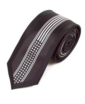 "Microfiber Poly Woven Slim Panel Tie 2.25"" MPWS5409"