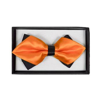 Diamond Tip Banded Bow Tie DBB3030-54
