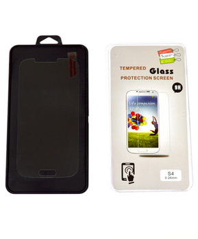Tempered Glass Screen Protector for Samsung Galaxy S4 PG-S4