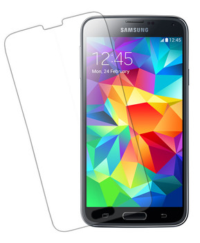 Tempered Glass Screen Protector for Samsung Galaxy S5 PG-S5