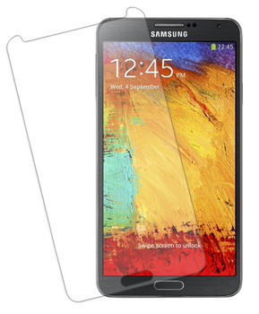 Tempered Glass Screen Protector for Samsung Galaxy Note 3 PG-N3