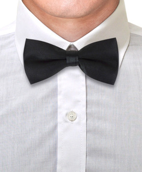 [Promotion] 240-600pc. prepack Polyester Satin Banded Bow Tie BTP1301