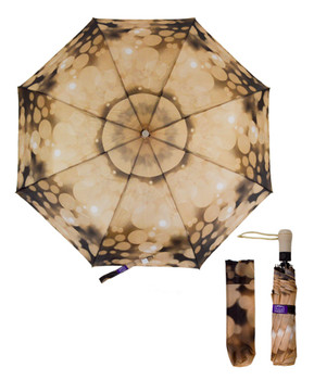 6pc Compact Folding Umbrella UM3003