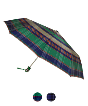 6pc Compact Folding Umbrella UM3004