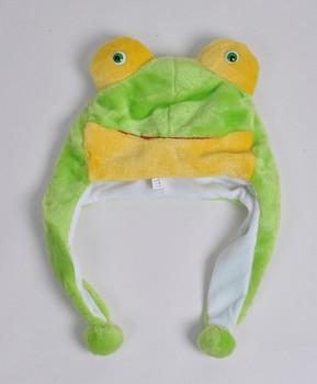 Animal Fleece Hats - Frog HATC1040