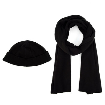 Men's Fleece Scarf & Hat Set - WNTSET6571