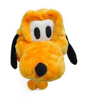 Animal - 6pc Yellow Dog Plush Winter Hat HATC1160