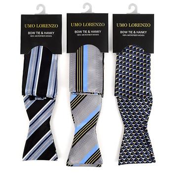 Bow Tie & Hanky Set FBMP109