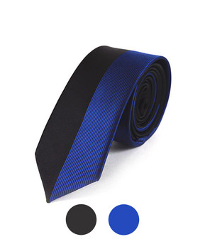 "Microfiber Poly Woven 2.25""Slim Panel Tie MPWS5021"