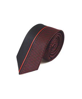 "Microfiber Poly Woven Panel Tie SLIM 2.25"" MPWS5029"