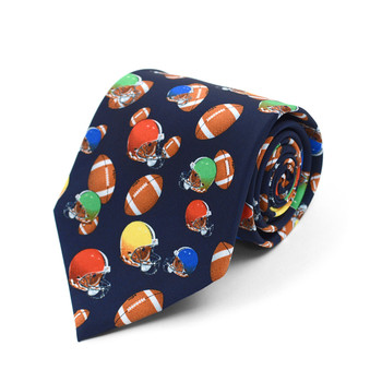 Football Novelty Tie NV1602