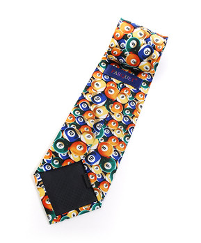Pool Novelty Tie NV1604