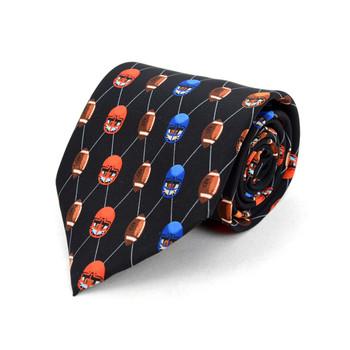 Football Novelty Tie NV4472