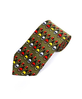 """Football"" Novelty Tie NV2310-OL"