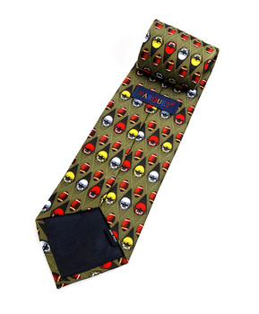 Football Novelty Tie NV2310-OL