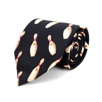 Bowling Novelty Tie NV13222