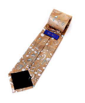 Music Note Novelty Tie NV1557