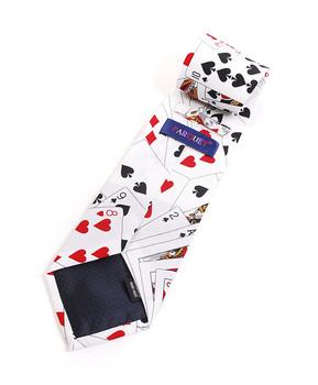 """""""Cards"""" Novelty Tie NV13114"""