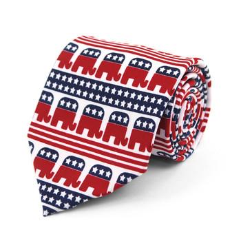Republican Novelty Tie NV13143