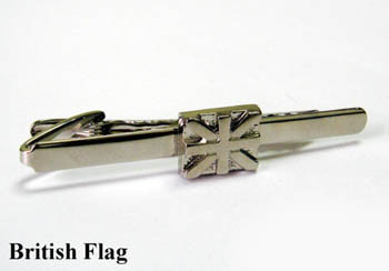 British Flag Novelty Tie Bar TB1737