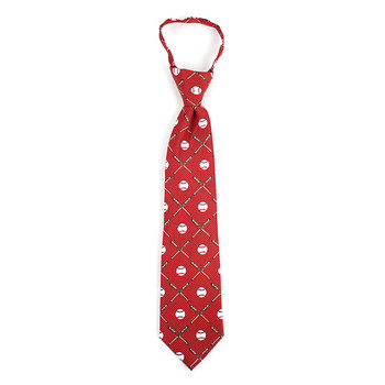 Boy's Baseball Novelty Tie BN1705-T