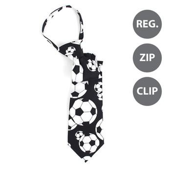 Boy's Soccer Novelty Tie BN2403-T