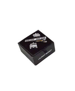 Cufflink and Tie Bar Set CTB2301