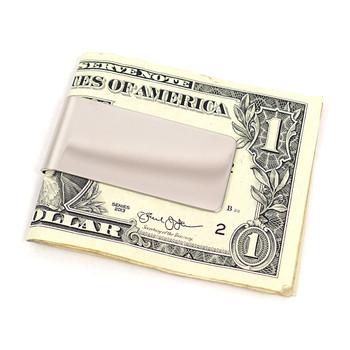 Sleek Design Zinc-Alloy Money Clip MC-6