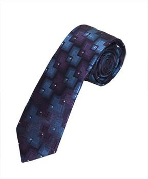 "Microfiber Poly Woven Tie SLIM 2.75""MPWS5325"
